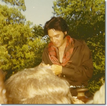 Elvis Presley 1969 - Graceland