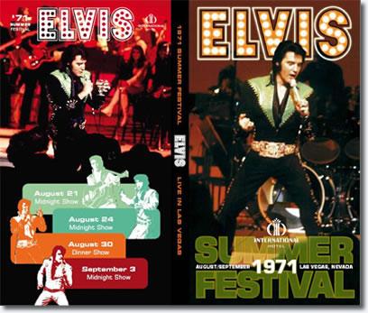 1971 Summer Festival 4 CD Box Set
