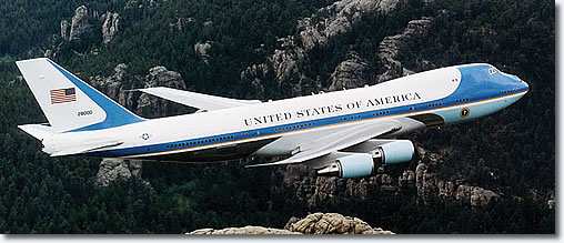 Airforce One - President of the United States