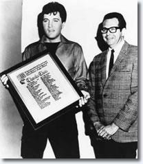 Elvis Presley & Ben Weisman