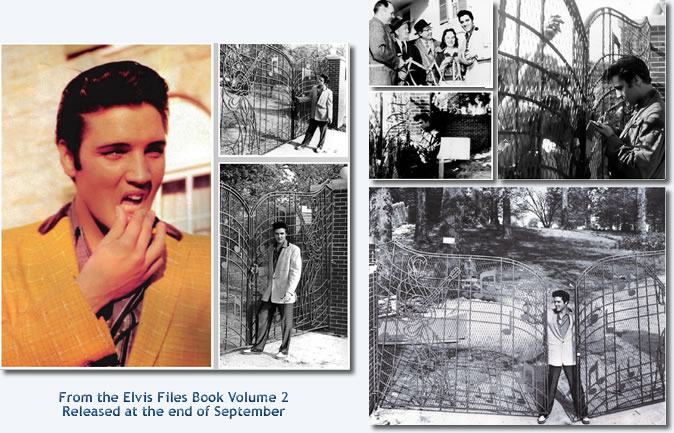 Preview of The Elvis Files Volume 2 Featuring the 'new' photos