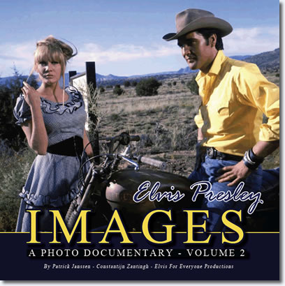 Elvis Images II Hardcover Book