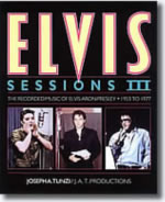 Session III Elvis Presley Book
