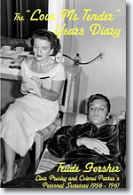 The Love Me Tender Years Diary by Trude Forsher