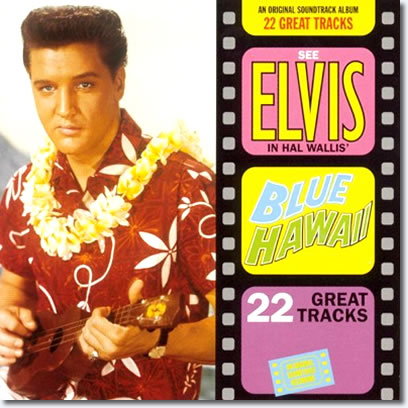 Blue Hawaii CD