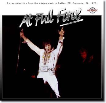 Elvis: At Full Force CD