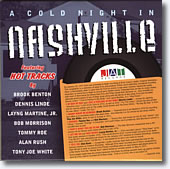 A Cold Night In Nashville CD