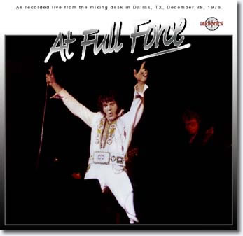 Elvis: At Full Force CD