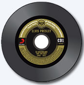 Disc 1 - Elvis Presley: 50 Australian Top Ten Hits 1956-1977