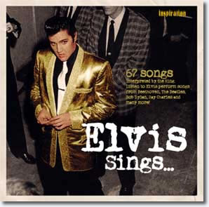Elvis Sings ... CD