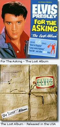For The Asking: The Lost Album + The Lost Album
