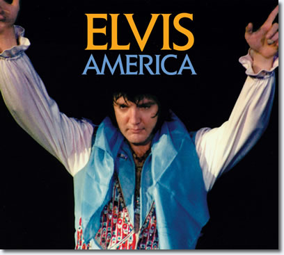 America FTD CD - Elvis in Omaha 22.4.76 and Spokane 27.4.76