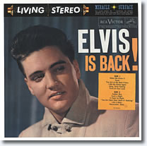 Elvis Is Back! FTD CD