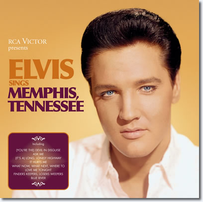 Elvis Sings Memphis Tennessee FTD CD