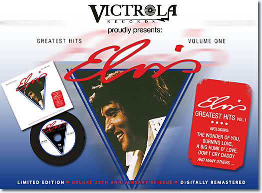 Greatest Hits Vol. 1 CD