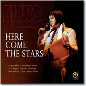 Here Come The Stars CD : December 4, 1976 Dinner Show