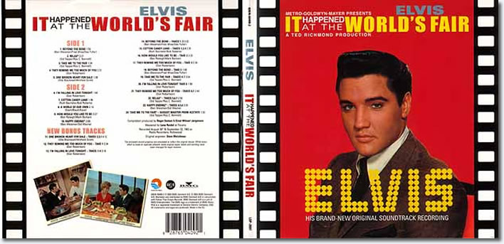It Happened At The World's Fair FTD CD