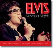Nevada Nights CD.