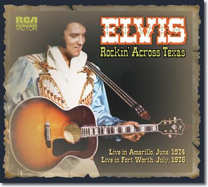 Rockin' Across Texas 2 CD