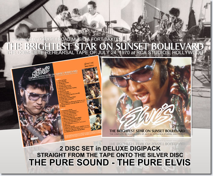 The Brightest Star On Sunset Boulevard Volume 1 and 2 - 2CD Set