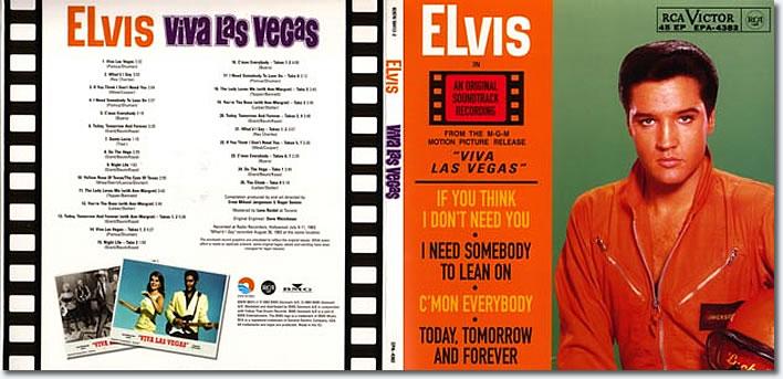 Viva Las Vegas FTD CD
