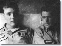 Elvis Presley & Charlie Hodge