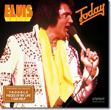 Christmas Today 2 CD Set : 1971 Sessions + Elvis Today