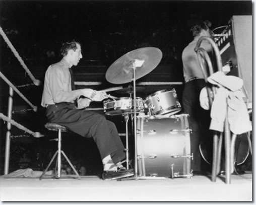 Scotty Moore and Bill Black - Ellis Auditorium 1955