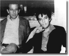 D.J. Fontana & Elvis Presley