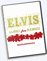 Aloha From Hawaii DVD