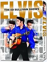 Elvis Presley: The Ed Sullivan Shows DVD