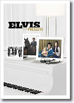 Elvis By The Presleys DVD