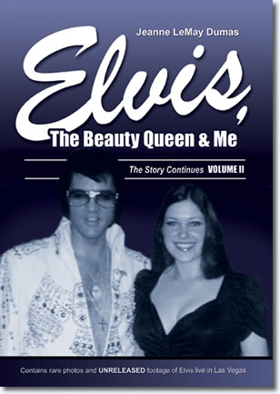 Elvis, The Beauty Queen & Me Volume II DVD