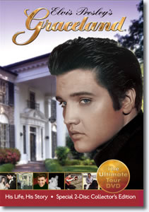 Elvis Presley's Graceland: The Ultimate Tour DVD