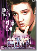 Loving You R0 PAL DVD
