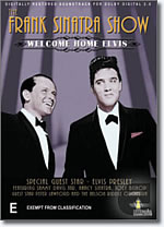 The Frank Sinatra Show - Welcome Home Elvis DVD