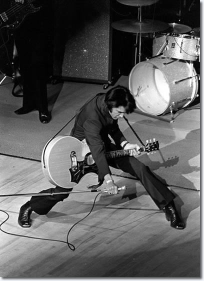 Elvis Presley 1969 International Hotel, Las Vegas