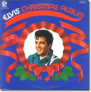Elvis' Christmas Album Camden - 9,000,000 Sales