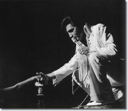 Elvis Presley -Live on stage November 11, 1970