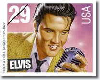 The Elvis Stamp.