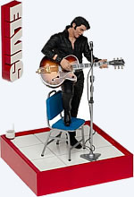 Elvis 68 Comeback Special Statue