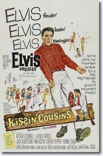 Kissin' Cousins - MGM 1964
