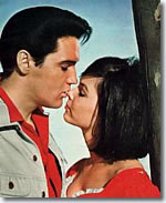 Elvis Presley & Yvonne Craig (As Azalea Tatum) in Kissin' Cousins
