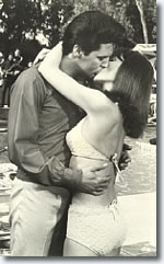 Shelley Fabares & Elvis Presley in Spinout