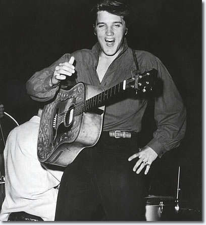 Elvis Presley - The 1st Ed Sullivan Show