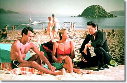 Elvis Presley, Ursula Andress - Fun in Acapulco Paramount 1963