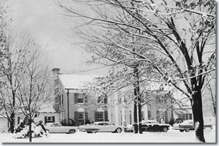 Graceland Christmas 1957