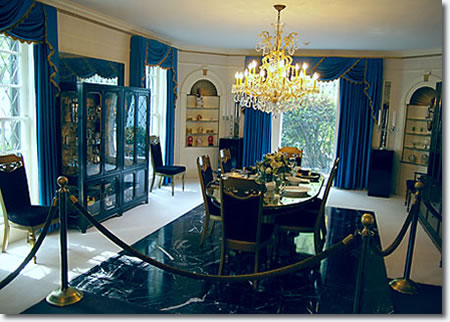 The Graceland Dining Room