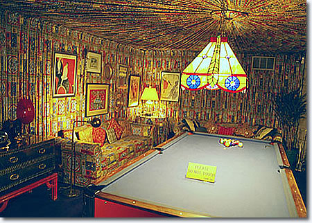 The Graceland Pool Room