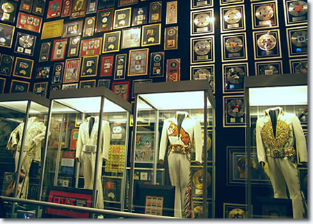 The Graceland Trophy Room